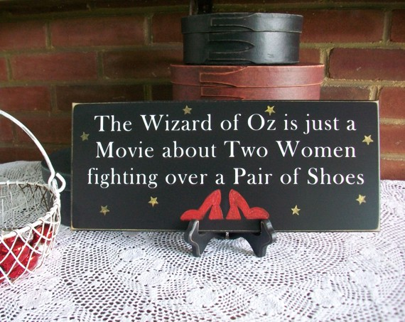 The Wizard of Oz is just a Movie...