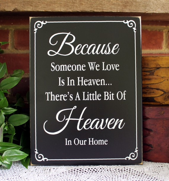 648+ Because Someone We Love Is In Heaven Wedding Svg by Designbunle