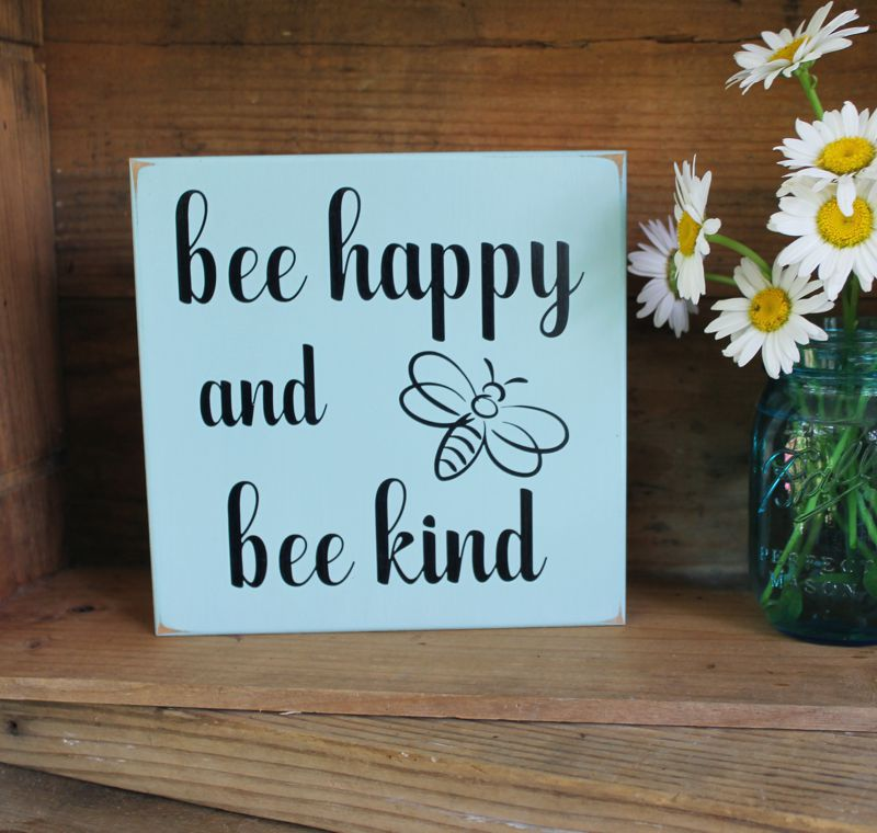 Bee Happy Bee Kind