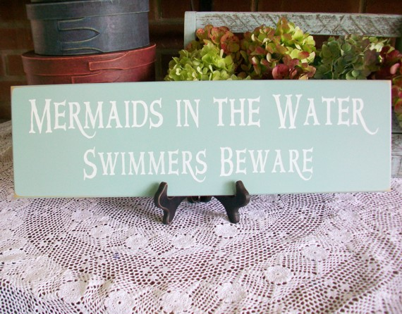 Mermaids in the Water