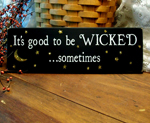 It's good to be WICKED