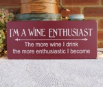 I'm a Wine Enthusiast