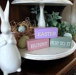 Easter Bunny Hop to It