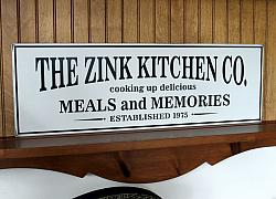 Family Kitchen Co Meals and Memories Personalized