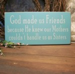 God Made Us Friends