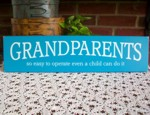 Grandparents So Easy To Operate Even a Child Can Do It
