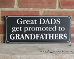 Great Dads get promoted to Grandfathers