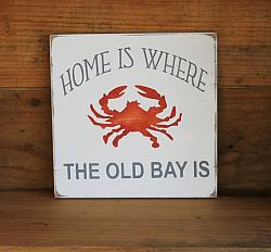 Home is Where the Old Bay Square
