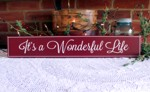 It's a Wonderful Life Script