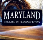 Maryland The Land of Pleasant Living