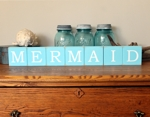 Shelf Sitter Blocks MERMAID