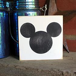 Mickey Block Single