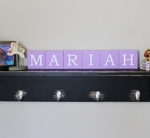 Shelf Sitter Blocks Personalized Names