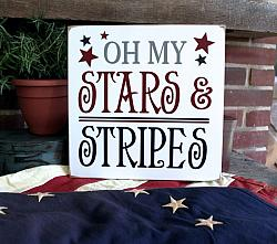 Oh My Stars and Stripes