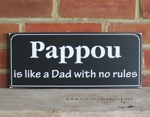 Pappou is like a Dad with No Rules