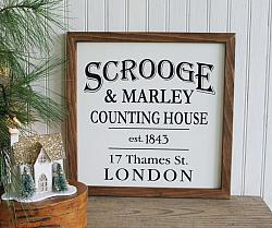 Scrooge and Marley Counting House