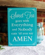 Sweet Tea Amen