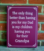 The Only Thing Better Grandpa