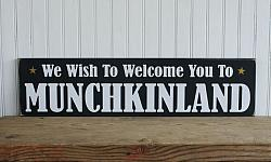 We Wish to Welcome You to Munchkinland 2