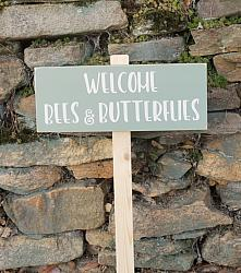 Welcome  Bees and Butterflies