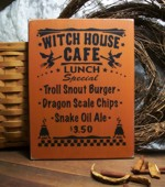 Witch House Cafe in Pumpkin