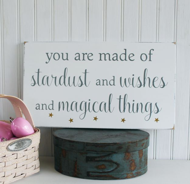 stardust and Wishes and Magical Things